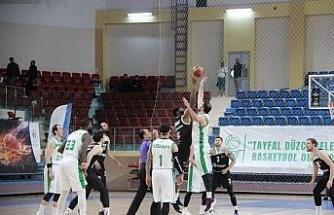 Türkiye Basketbol 1. Ligi: Düzce Belediyespor: 96 - Petkimspor: 91