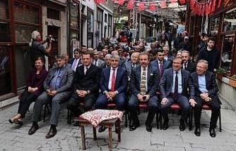 Unesco Miras Listesi'nde yer alan Safranbolu'da Turizm Haftası kutlandı