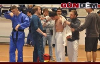 Üniversiteler arası Judo Şampiyonası başladı!..