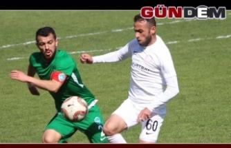 Zonguldakspor-Kırklarelispor! 5. gol sesi...