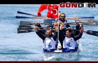 15 kişilik ekip Akçakoca'da!...