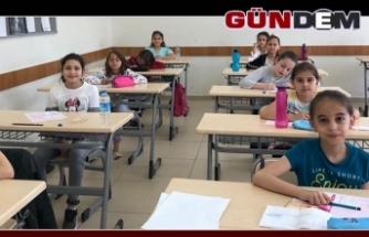 80 öğrenci hafızlık sınavına girdi!..