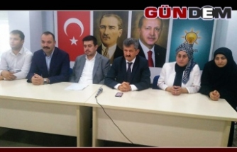 AK Parti, Adnan Menderes'i unutmadı!..