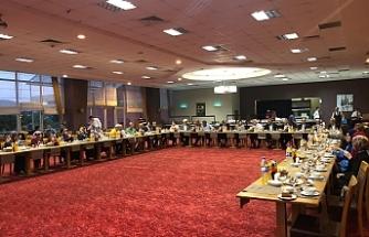 Başkan Demirtaş'tan 'Birlik ve beraberlik' iftarı