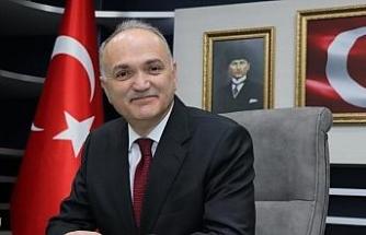 """Başkan Özlü """"Milli mücadele ateşinin 100. yılı"""""""
