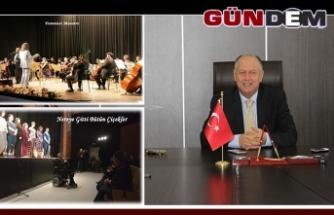 Çorumluoğlu Kültür Sanat faaliyetlerini raporladı!..