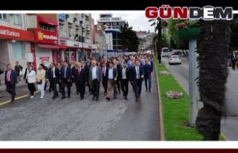 Ereğli'de 19 Mayıs'ın 100'üncü yıl coşkusu!..