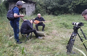 Mevlüt Toplu belgeselinin çekimleri yapıldı!..