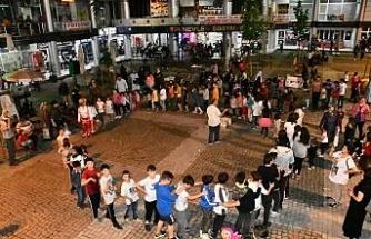 Ramazan eğlenceleri çocuklarla buluşmaya devam ediyor