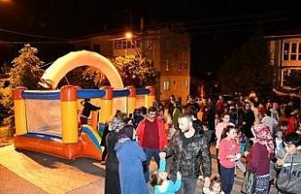 Ramazan eğlenceleri Kayabaşı Mahallesi ile devam etti