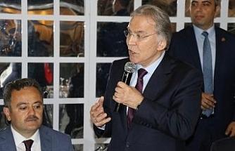 """Şahin, """"Karabük'te AK Parti olarak başarılı olduğumuzu iddia edemeyiz"""""""