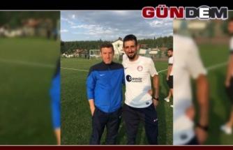 Zonguldakspor'un eski hocasına süpriz davet!..