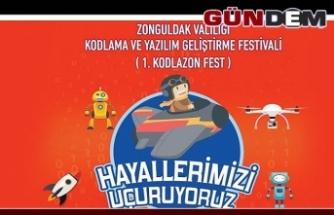 Zonguldak'ta 1. Kodlazon Festivali  yapılacak