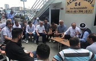 """Başkan Özlü """"23 Haziranda oylarımız Yıldırım'a"""""""