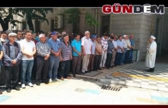 Muhammed Mursi için Alaplı'da gıyabî cenaze namazı kılındı