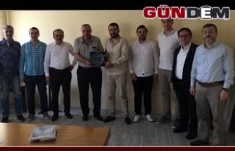 MÜSİAD'dan Başkan Bektaş'a ziyaret