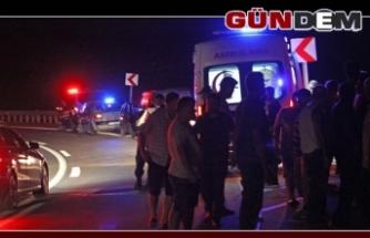 Patpat devrildi! biri çocuk 6 kişi yaralandı