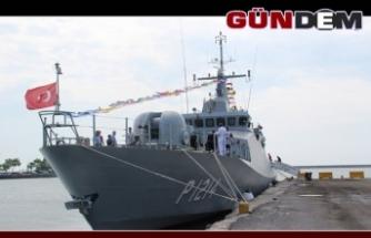 TCG Ereğli Gemisi Zonguldak'ı ziyaret edecek