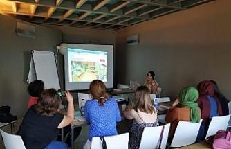 Yenice Okul Öncesi Öğretmenleri Avrupa'da
