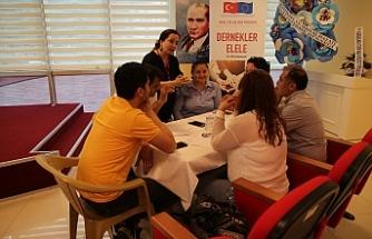 Zonguldak'ta kayıtlı 21 STK Kozlu Belediyesinde buluştu