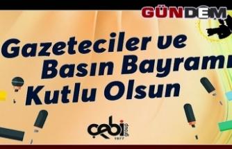 24 Temmuz Gazeteciler Ve Basın Bayramı Kutlu Olsun...