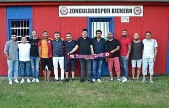 Almanya'da Zongludakspor sevgisi!..