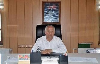 """Başkan Çaylı: """" 15 Temmuz'da milletimiz tek bayrak, tek millet, tek devlet"""