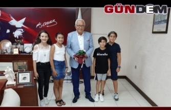 """""""DAHA CANLI BİR EREĞLİ"""" İÇİN RAPOR SUNDULAR"""