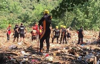 Düzce'de 5 kişinin bulunması için çalışmalar devam ediyor