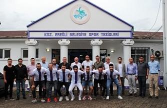 Ereğli Belediyespor transfer sayısını 10'a çıkarttı...