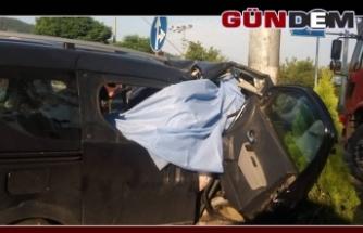 Feci kazada 6 Kişiden 2'si Hayatını Kaybetti!..