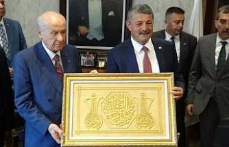"""MHP lideri Bahçeli: """"Bunun bedelini ödeyecekler"""""""