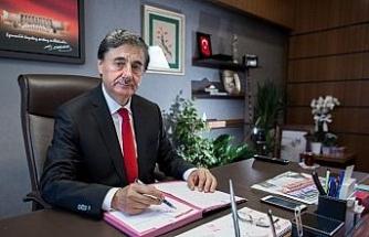 """Milletvekili Güneş: """"Türk Milleti'ni esaret altına almak istediler"""""""