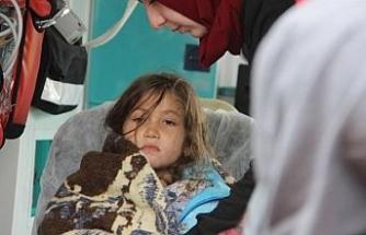 Selin vurduğu Düzce'de mahsur kalan 51 vatandaş helikopterlere kurtarıldı