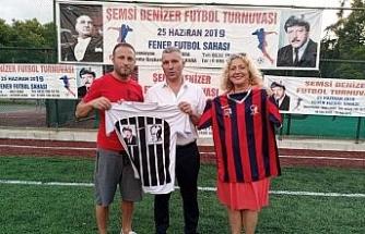 Şemsi Denizer futbol turnuvası sona erdi!..