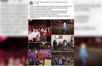 Vali Ali Fidan'dan Düzcelilere 15 Temmuz mesajı