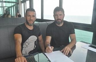 Zonguldakspor, Hakan Çevik'i transfer etti