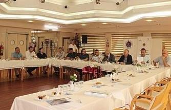 """DTSO Başkanı Şahin, """"Düzce'ye değer katacak her projeye destek vereceğiz"""""""