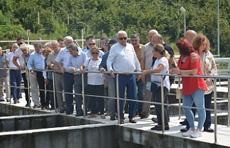 EREĞLİ'NİN İÇME SUYU EMİN ELLERDE!..