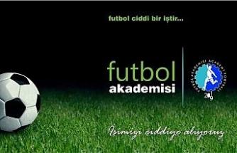 Futbol akademisi kayıtları başladı