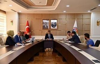 Halk toplantıları Vali Gürel başkanlığından sürüyor