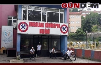 Kilit vurulan bina yeniden açılıyor