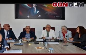 '100 yılın ışığında Kdz. Ereğli' Toplantısı yapıldı