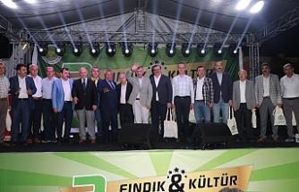 2. Fındık Kültür ve Sanat Festivalinde buluştular