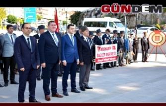 Alaplı'da Gaziler Günü kutlandı!..