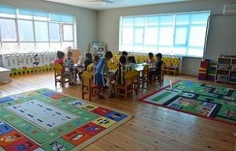 Düzce Üniversitesi anaokulu çocuklarını geleceğe hazırlıyor