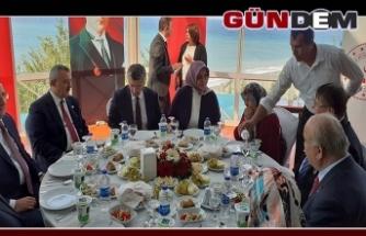 Gaziler Günü yemeği düzenlendi