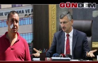 Vali Bektaş, ''Zonguldak adına üzücü bir olay''