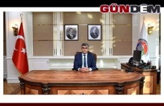 Vali Gürel'den Gaziler Günü mesajı