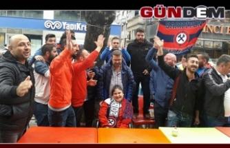 Başkan Caner ''Şanlıurfa maçına herkesi bekliyoruz''